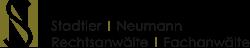 Rechtsanwaltskanzlei Stadtler | Neumann Logo